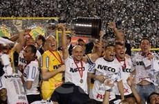 "Corinthians lần đầu lên ""đỉnh"" Copa Libertadores"