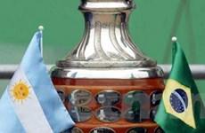 Copa America sẽ tổ chức chung với CONCACAF?