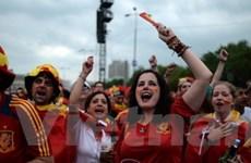 "EURO 2012: Ukraine, Ba Lan ""thắng lớn"" về du lịch"