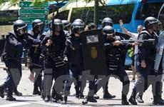Tây Ban Nha: Biểu tình khiến 33 cảnh sát bị thương