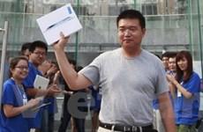"""New iPad ra mắt """"yên ổn"""" ở thị trường Trung Quốc"""