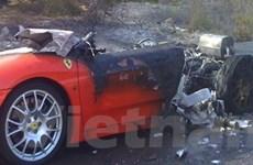 Sau tai nạn ngớ ngẩn, sao của Valencia lại suýt chết