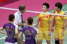 8 VĐV cầu lông dàn xếp tỷ số đã bị loại khỏi Olympic