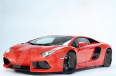 Chiêm ngưỡng xe độ Lamborghini Aventador LP700-4