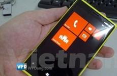 Hình ảnh điện thoại Windows Phone 8 của Nokia