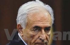 Ông Strauss-Kahn kiện tạp chí Pháp ăn cắp ảnh