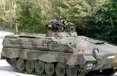 Bộ Quốc phòng Indonesia mua thêm 60 xe tăng Đức