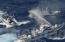 Nhật Bản phản đối Đài Loan vụ tàu vi phạm lãnh hải