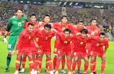 BXH FIFA: Tuyển VN tăng 6 bậc, bám sát Thái Lan