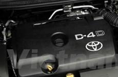 Toyota tăng công suất sản xuất động cơ diesel ở Thái