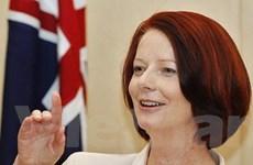 Australia tăng cường thúc đẩy thương mại với châu Á