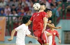Đội tuyển U22 Việt Nam thua đau trước Bình Dương