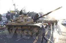 Quân đội Ai Cập cấm biểu tình ngoài Phủ Tổng thống