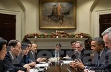 Mỹ và Trung Quốc tăng cường hợp tác song phương