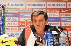 Dù Singapore vô địch, HLV Avramovic vẫn sẽ ra đi