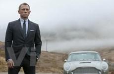 """""""Skyfall"""" lọt vào tốp 10 phim hay nhất năm 2012"""