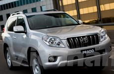 Liên doanh của Toyota ở Nga sắp lắp ráp xe SUV