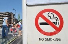 Thái Lan phóng to ảnh cảnh báo in trên bao thuốc lá