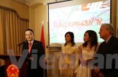 Người Việt ở Anh tổ chức tết cộng đồng mừng Xuân