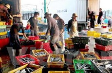 Đồ thủy hải sản tại TP.HCM đắt hàng sau nghỉ Tết