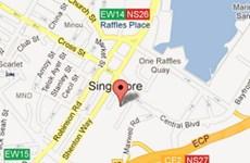 Google ra dịch vụ bản đồ trong nhà tại Singapore