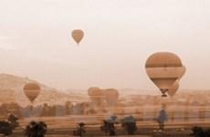 Ai Cập: Nổ khinh khí cầu