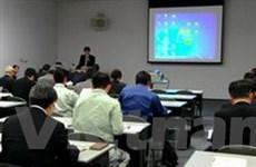 Doanh nghiệp Việt dự hội thảo kinh tế vùng ở Nhật