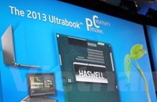 Máy tính xách tay đầu tiên trang bị chip Intel Haswell