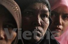 Indonesia quyết loại bỏ hình phạt ném đá đến chết