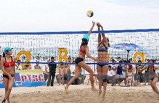 VN sẵn sàng cho Đại hội thể thao bãi biển châu Á