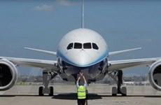 Boeing sớm hoàn tất kiểm tra máy bay Dreamliner