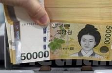 Kinh tế Hàn tăng trưởng nhanh nhất trong 2 năm qua