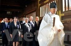 Hàn Quốc triệu Đại sứ Nhật Bản về vụ đền Yasukuni