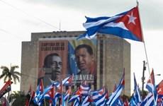 Diễu hành ở nhiều nước trong ngày Quốc tế Lao động