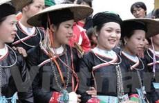 Lễ hội chợ tình Khau Vai 2013 hút nhiều du khách