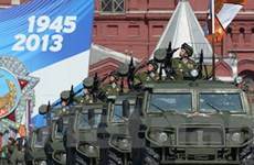 Nga: Diễu binh kỷ niệm Ngày chiến thắng phátxít