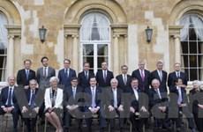 Lãnh đạo G7 thảo luận kế hoạch thúc đẩy tăng trưởng