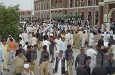 Pakistan bắt đầu tiến hành cuộc tổng tuyển cử lịch sử