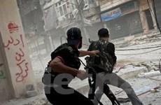Quân đội Syria giành lại nhiều ngôi làng chiến lược