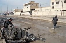 Đánh bom liên tiếp tại Iraq làm 49 người bị thiệt mạng