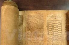 Tìm thấy cuốn sách Do thái cổ nhất thế giới ở Italy