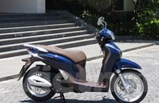 Honda Việt Nam ra mắt xe tay ga cao cấp SH mode