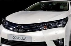 Toyota hé lộ hình ảnh Corolla 2014 hoàn toàn mới