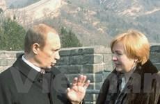 Hình ảnh ông Putin và vợ khi còn sát cánh bên nhau
