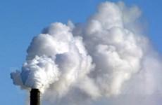 Lượng khí thải CO2 toàn cầu tăng lên mức kỷ lục