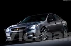 GM công bố giá bán mẫu Chevrolet SS V8 đời 2014