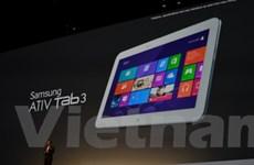 Samsung giới thiệu hàng loạt sản phẩm ấn tượng
