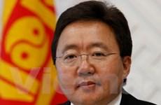 Tổng thống Mông Cổ Tsakhia Elbegdorj tái đắc cử
