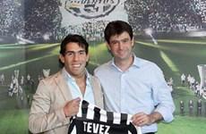 Tevez về Juventus, Man City gấp rút tìm người thế