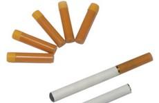 Italy cấm bán thuốc lá điện tử cho người vị thành niên